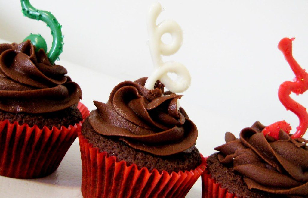 Chocolate-Chili-cupcake-2 Unusual Cake Recipe Ideas That You should Try  [Video Tutorials] ...