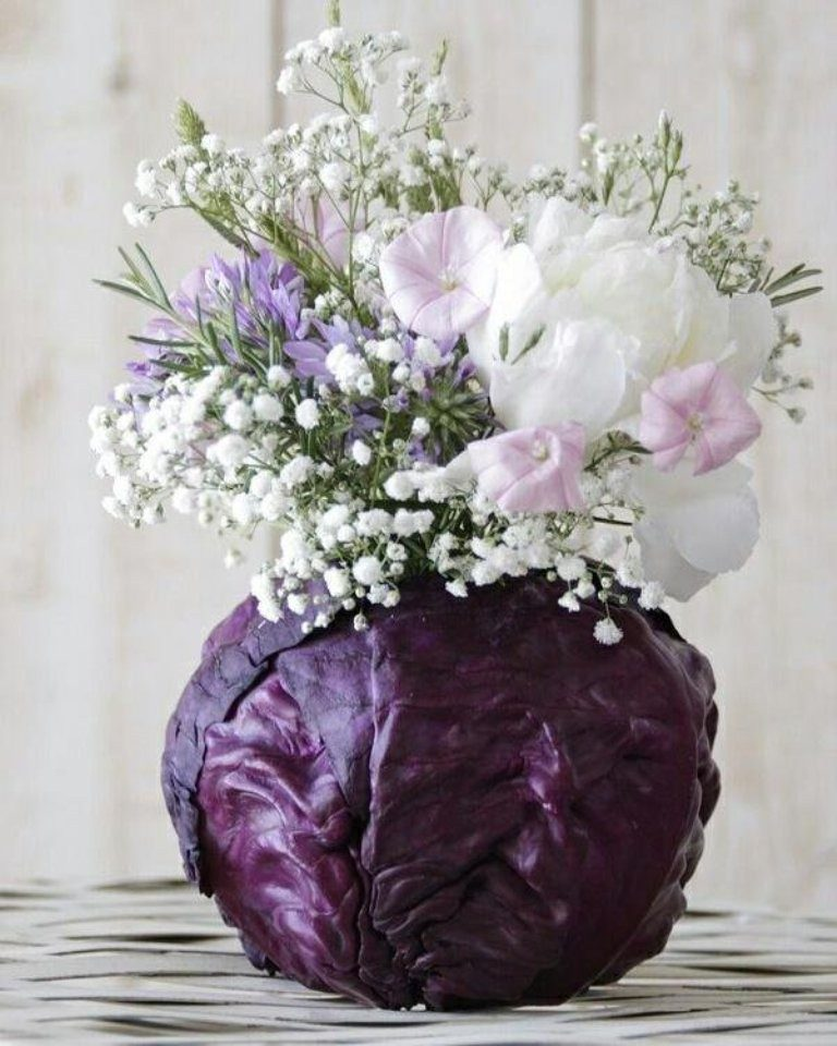Fruit-and-Flower-Mixes-10 7 Tricks to Make Flowers Last forever ...