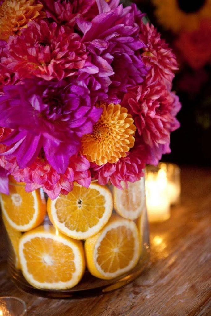 Fruit-and-Flower-Mixes 7 Tricks to Make Flowers Last forever ...
