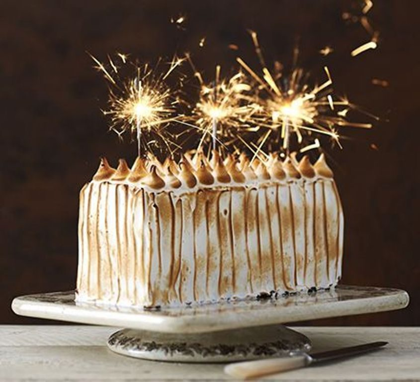 Ginger-Cake-And-Marshmallow 15 Most Unique Birthday Cake Recipes ... [With Images]