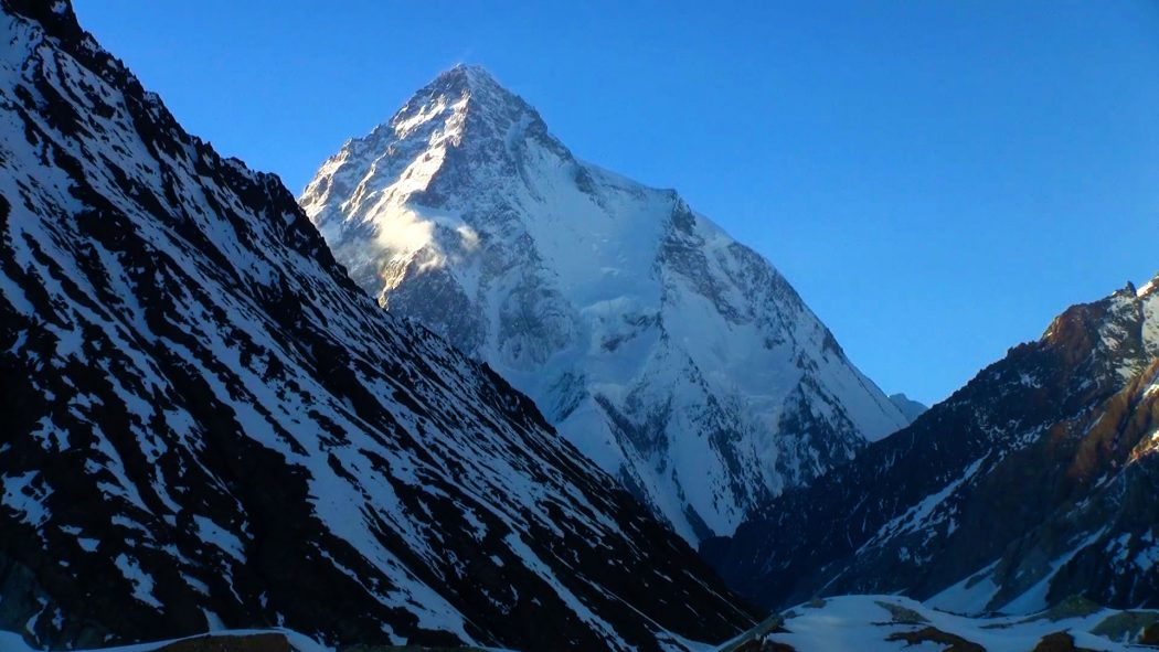 K2-2 Top 3 Highest Mountains In The World