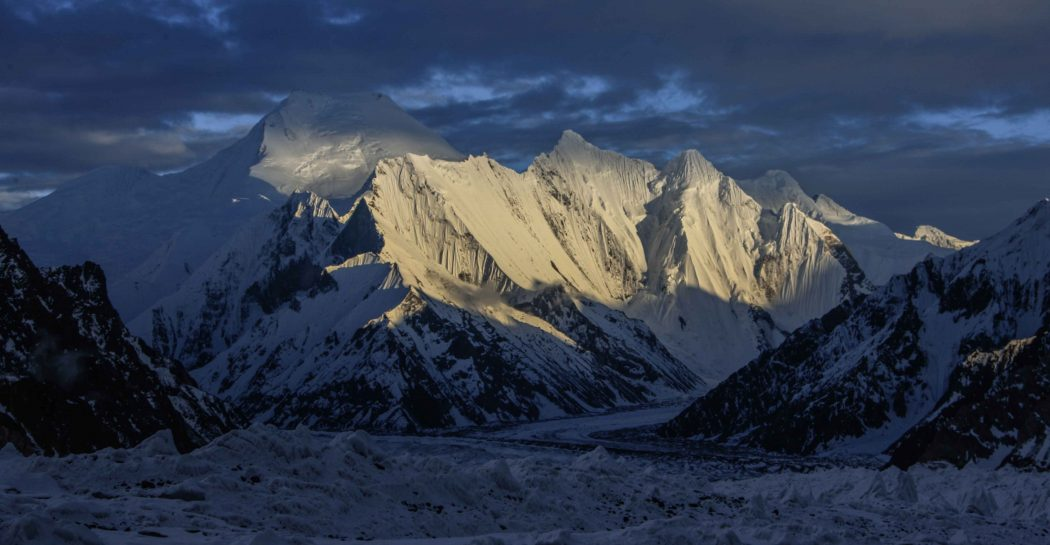 K2-3 Top 3 Highest Mountains In The World
