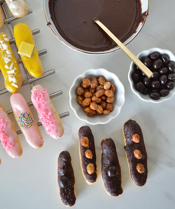 Party-Eclairs-13 2 Creative Dessert Recipes That Will Impress Your Husband