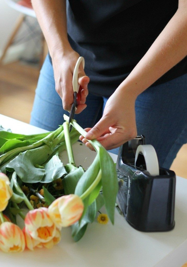 Well-Groomed-flowers-1 7 Tricks to Make Flowers Last forever ...