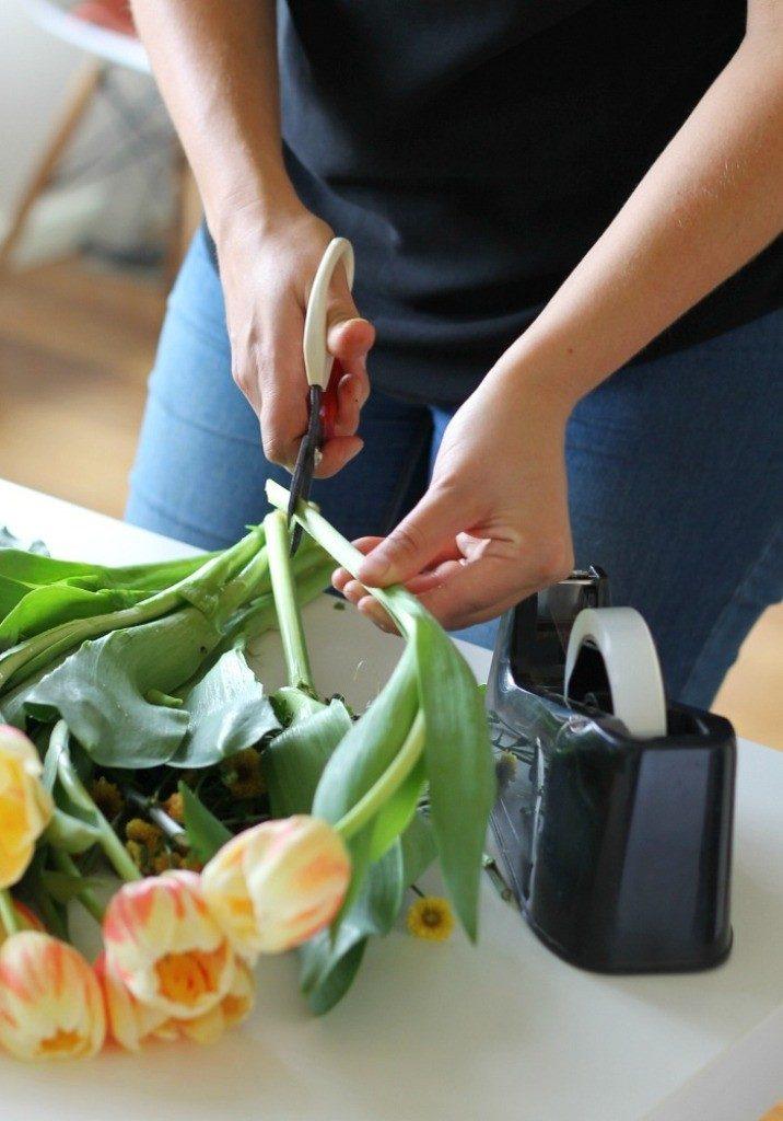 Well-Groomed-flowers-1 7 Tricks to Make Flowers Last forever ...