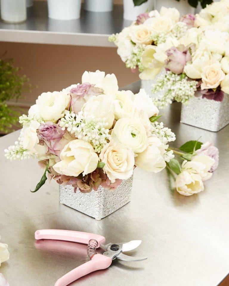 Well-Groomed-flowers 7 Tricks to Make Flowers Last forever ...