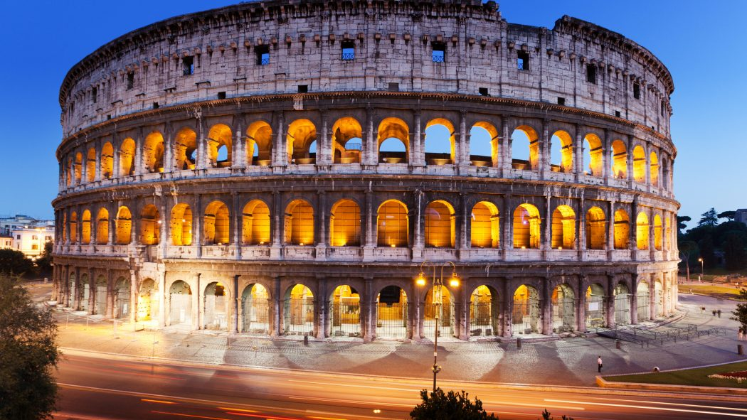 colosseum-in-rome_878 Everyone Loves These 4 Tourist Attraction Places in Italy