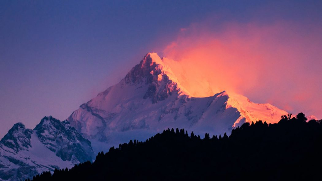 kanchenjunga-1 Top 3 Highest Mountains In The World