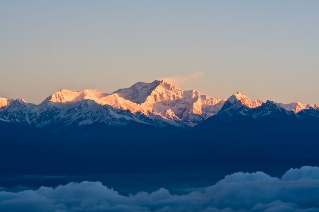 kanchenjunga-2 Top 3 Highest Mountains In The World