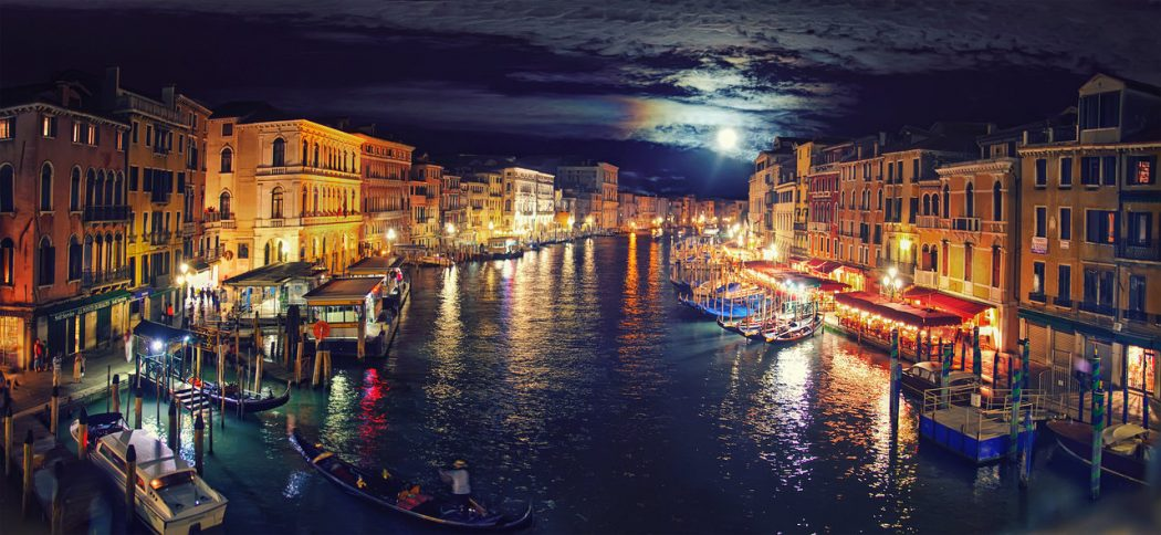 night_grand_canal_by_tori_tolkacheva-d632sac Everyone Loves These 4 Tourist Attraction Places in Italy