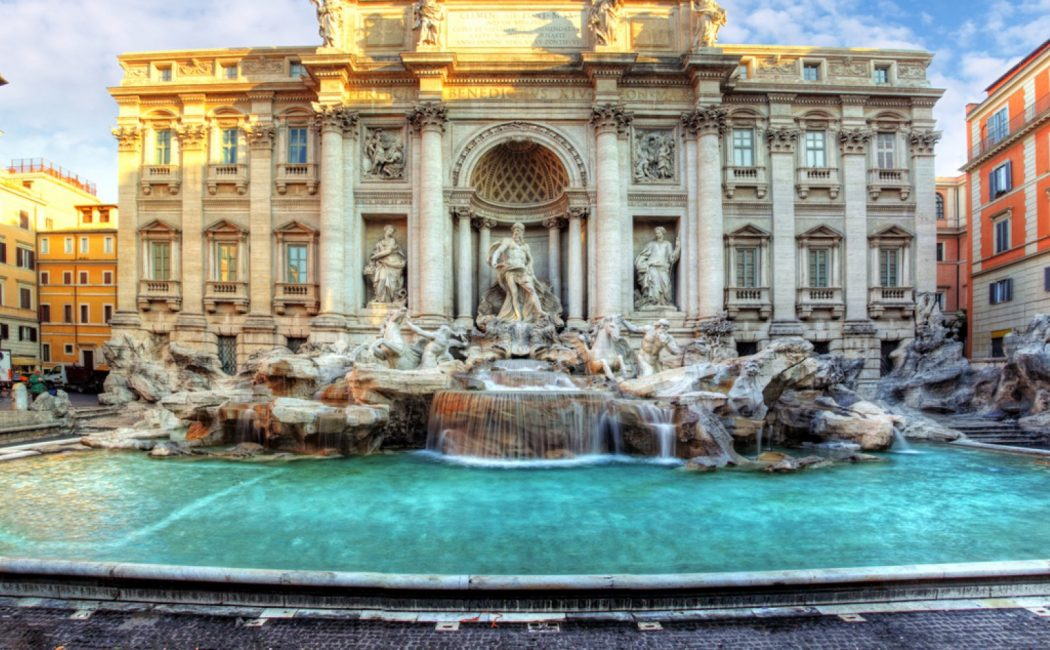 trevi-fountain-rome-1600x990 Everyone Loves These 4 Tourist Attraction Places in Italy