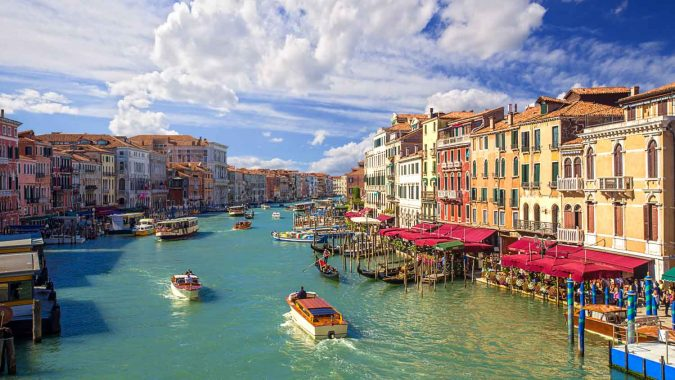 venice-grand-canal-1500-850__1_-675x380 5 Most Romantic Getaways for You and Your Loved One