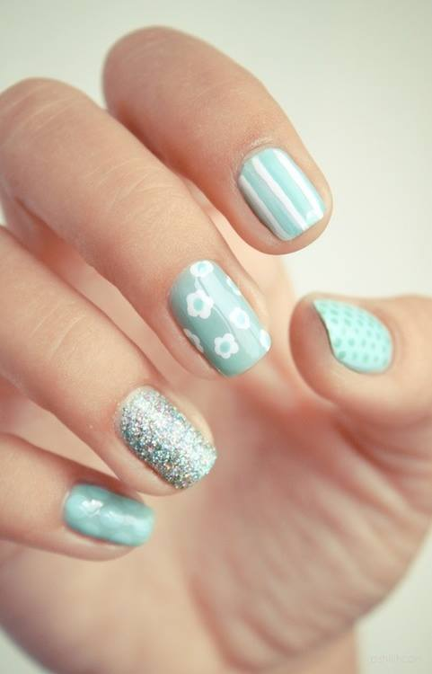 1148878_611825835536934_1472147498_n 35 Nails Designs; How Do You Paint Your Nails?