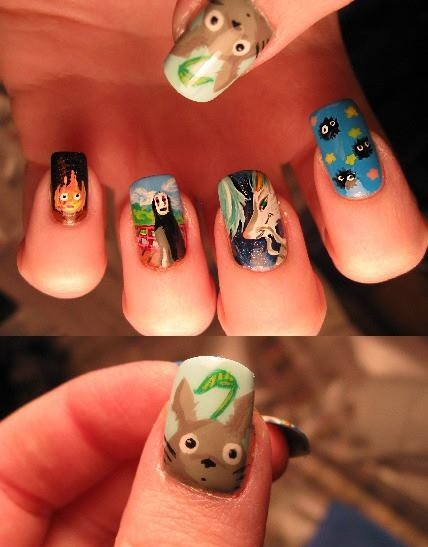 1184897_643231535696375_585996440_n 35 Nails Designs; How Do You Paint Your Nails?