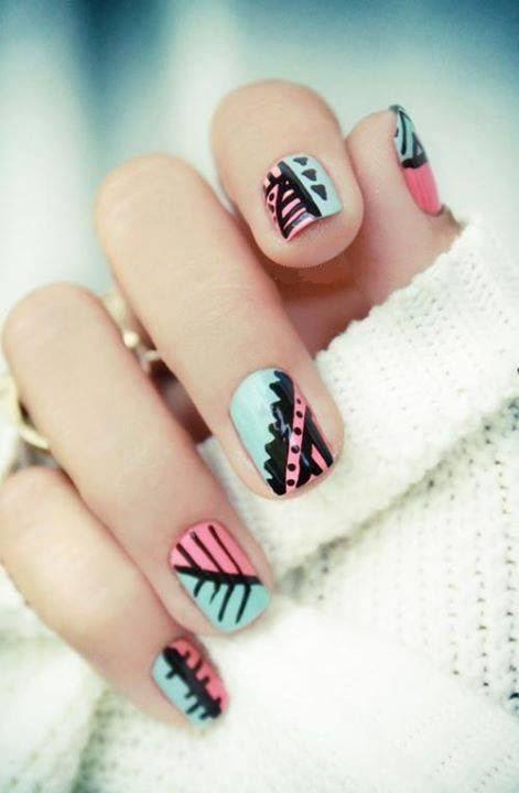 1186155_518131214931199_2128551983_n 35 Nails Designs; How Do You Paint Your Nails?