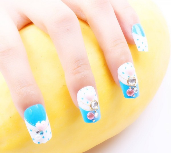 15065670874_3 35 Nails Designs; How Do You Paint Your Nails?