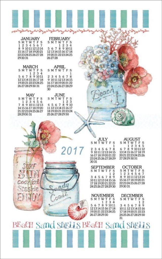 2017-calendar-11 58 Stunning Printable Calendar Templates