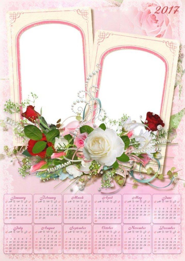 2017-calendar-15 58 Stunning Printable Calendar Templates