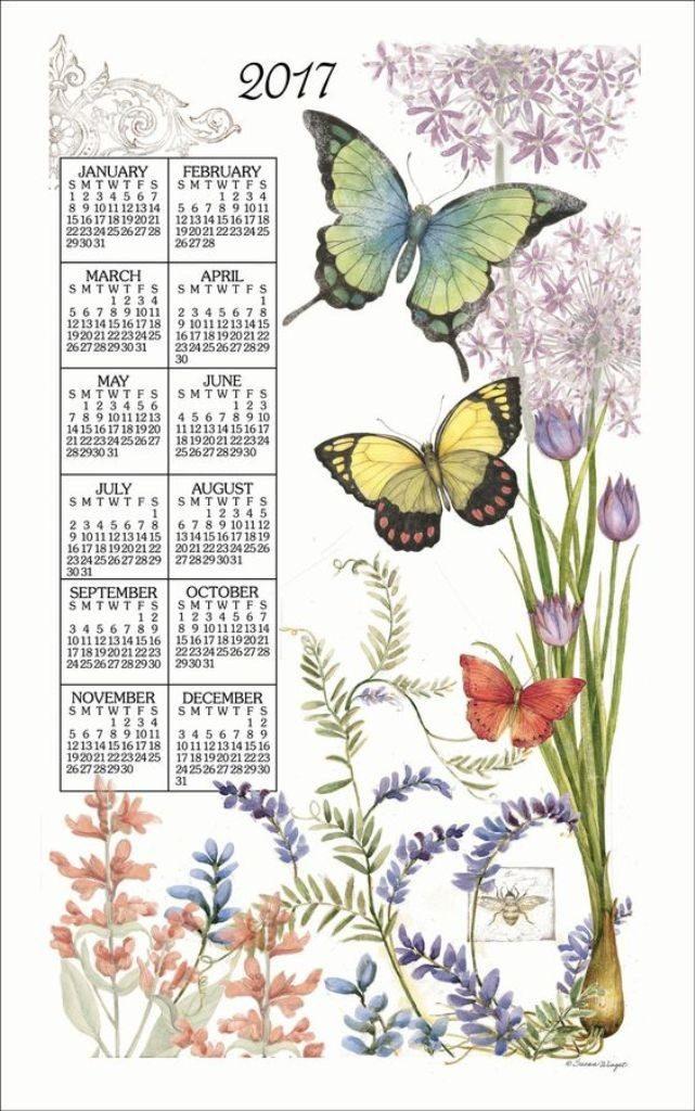 2017-calendar-7 58 Stunning Printable Calendar Templates