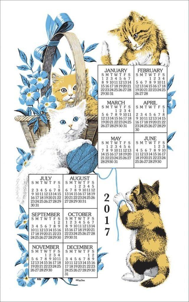 2017-calendar 58 Stunning Printable Calendar Templates
