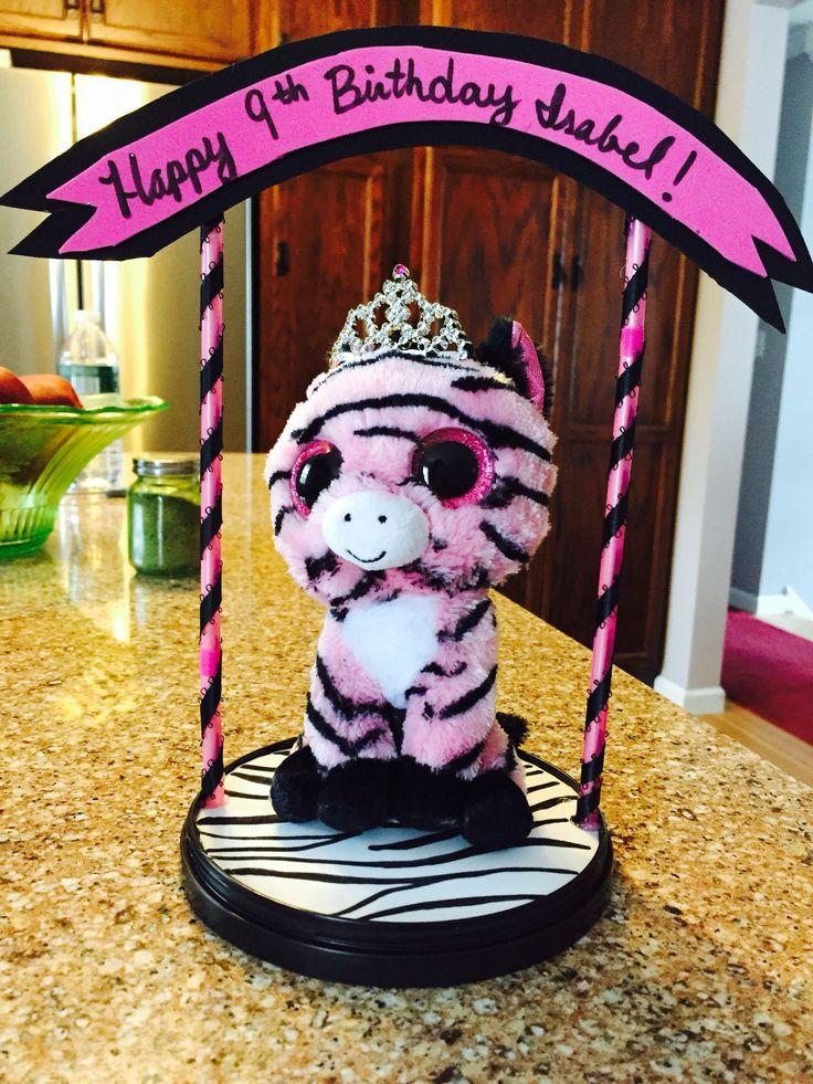 3f22e14043d223d6921a4ec5bcc225ab 4 Most Creative Beanie Boo Birthday Party Ideas