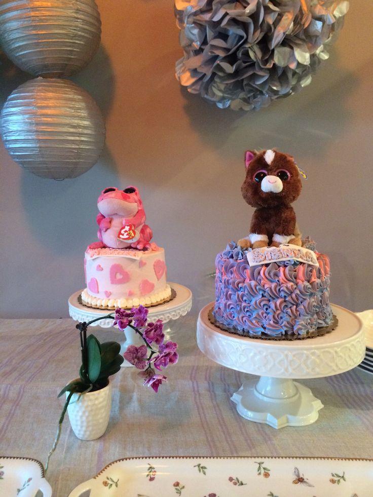 5410a3eb0b45c18c223f3174cc1647c4 4 Most Creative Beanie Boo Birthday Party Ideas