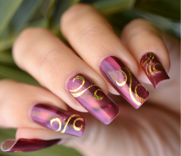 565646546 35 Nails Designs; How Do You Paint Your Nails?