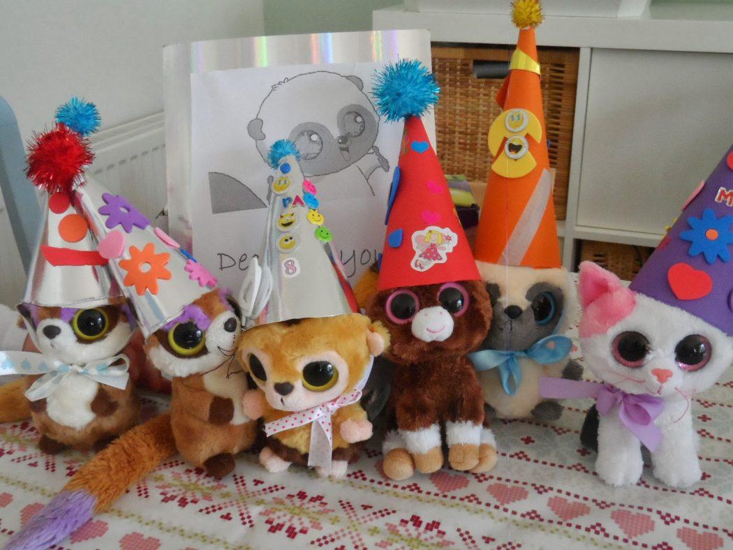 8bday7 4 Most Creative Beanie Boo Birthday Party Ideas