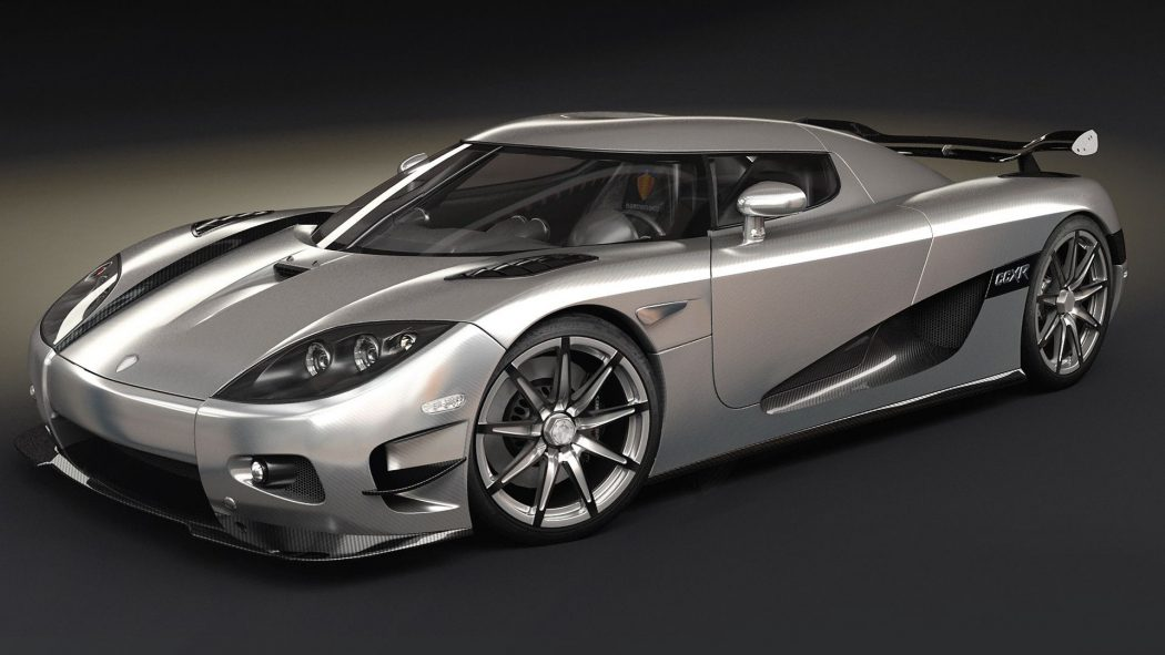 CCXR-1 3 Most Expensive Cars in The World