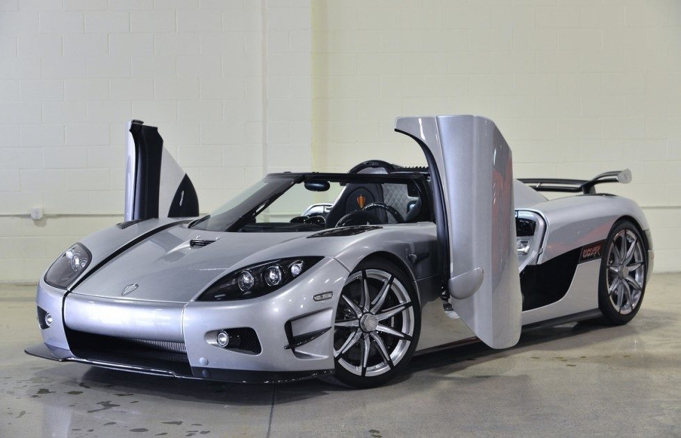CCXR-3 3 Most Expensive Cars in The World