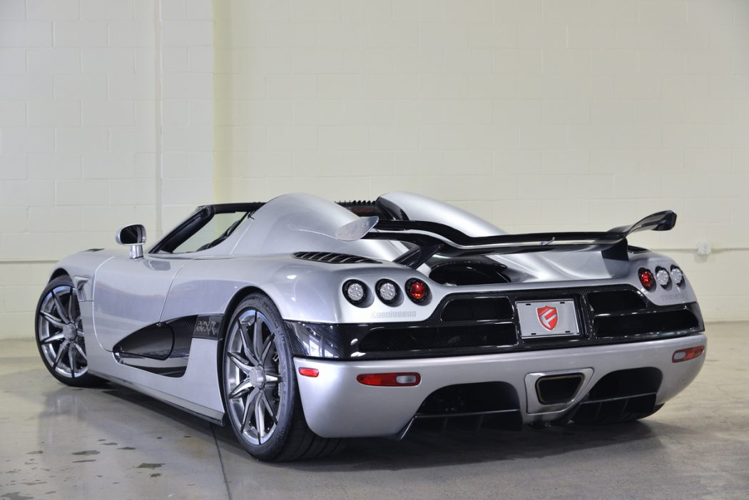 CCXR-4 3 Most Expensive Cars in The World