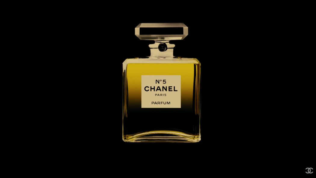Chanel-No-5-Jeunet 11 Tips on Mixing Antique and Modern Décor Styles