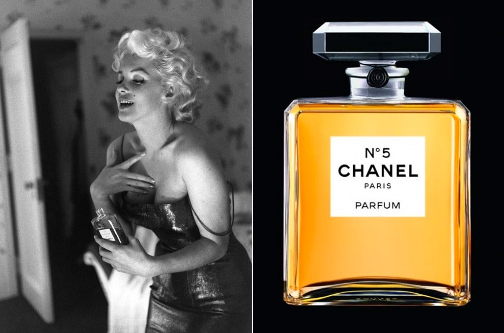 Chanel-No-5-blogs-3 11 Tips on Mixing Antique and Modern Décor Styles