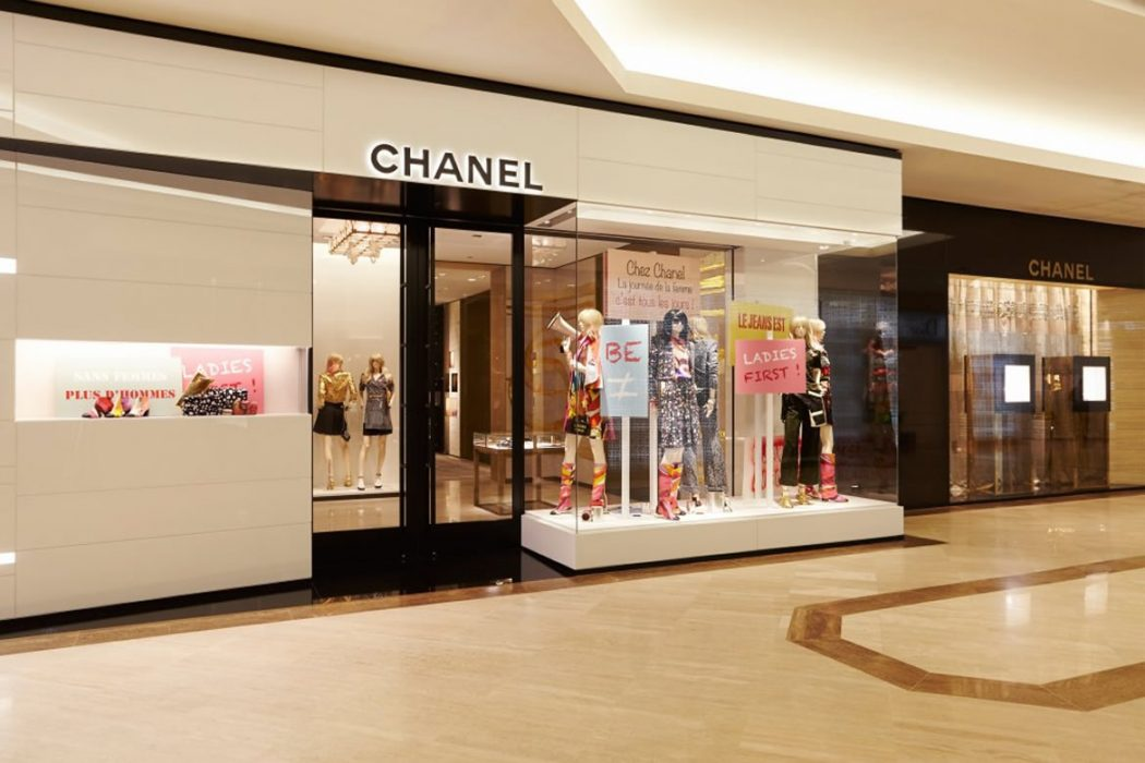 Chanel_South-Coast-Plaza-boutique 5 Surprising Facts About Chanel