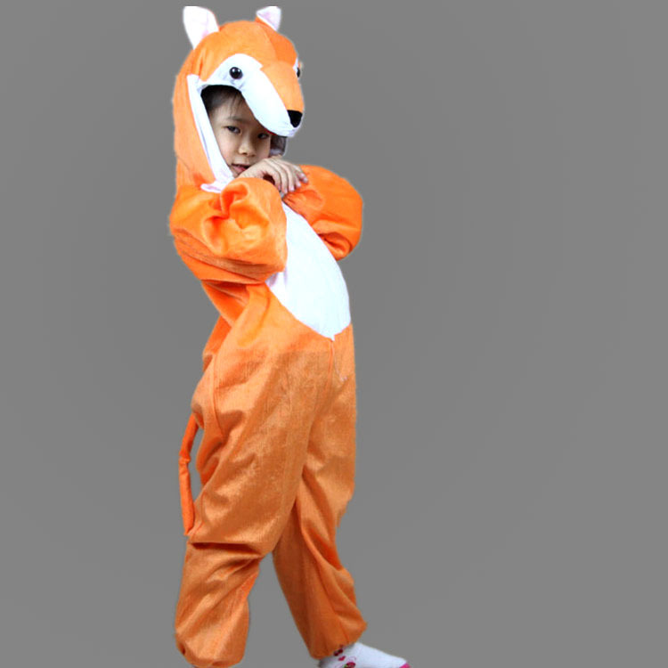 Free-Shipping-wholesale-of-coral-fleece-fox-Cartoon-Animal-font-b-bunny-b-font-Pajamas-Pyjamas 5 Most Wanted Halloween Beanie Babies Costumes & What To Consider