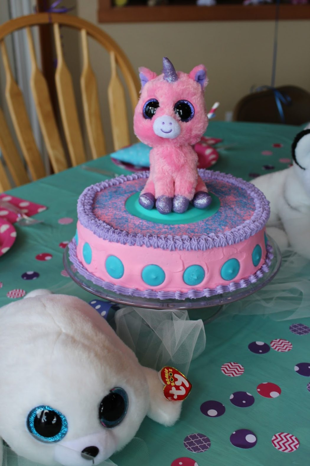IMG_4823 4 Most Creative Beanie Boo Birthday Party Ideas