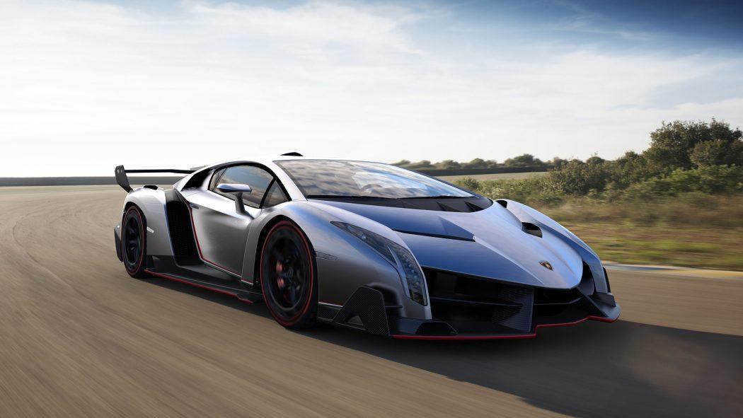 Lamborghini-Veneno-1 3 Most Expensive Cars in The World