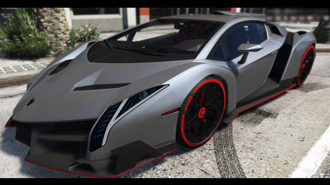 Lamborghini-Veneno-3 3 Most Expensive Cars in The World