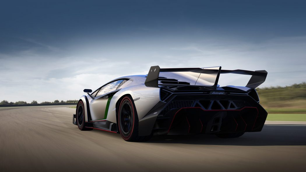 Lamborghini-Veneno-5 3 Most Expensive Cars in The World