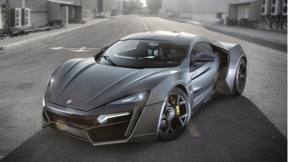 Lykan-Hypersport-2 3 Most Expensive Cars in The World
