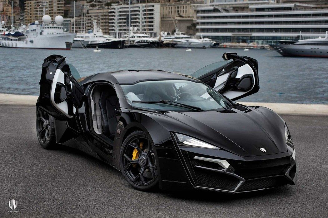 Lykan-Hypersport-3 3 Most Expensive Cars in The World