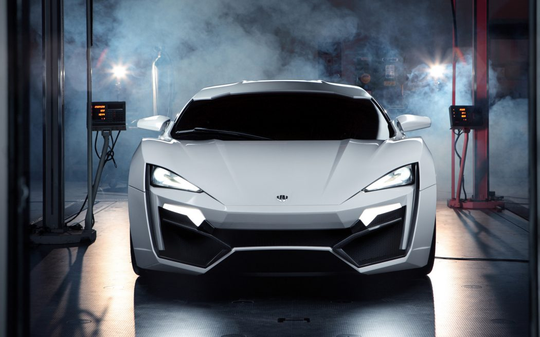 Lykan-Hypersport-4 3 Most Expensive Cars in The World