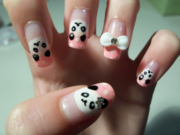 Nail-Art-Ideas-trends 35 Nails Designs; How Do You Paint Your Nails?
