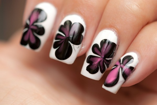 NailArtSunday_Oct06_2 35 Nails Designs; How Do You Paint Your Nails?