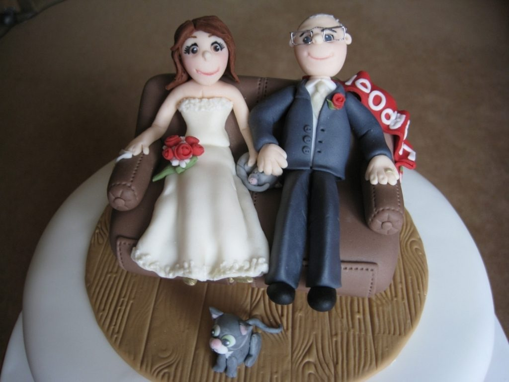Too-Tired-After-The-Day-wedding-cake-toppers-4 50+ Funniest Wedding Cake Toppers That'll Make You Smile [Pictures] ...