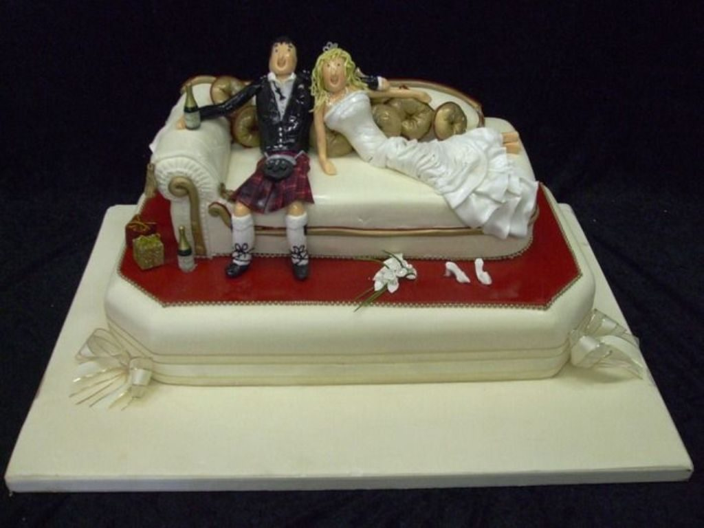 Too-Tired-After-The-Day-wedding-cake-toppers-6 50+ Funniest Wedding Cake Toppers That'll Make You Smile [Pictures] ...