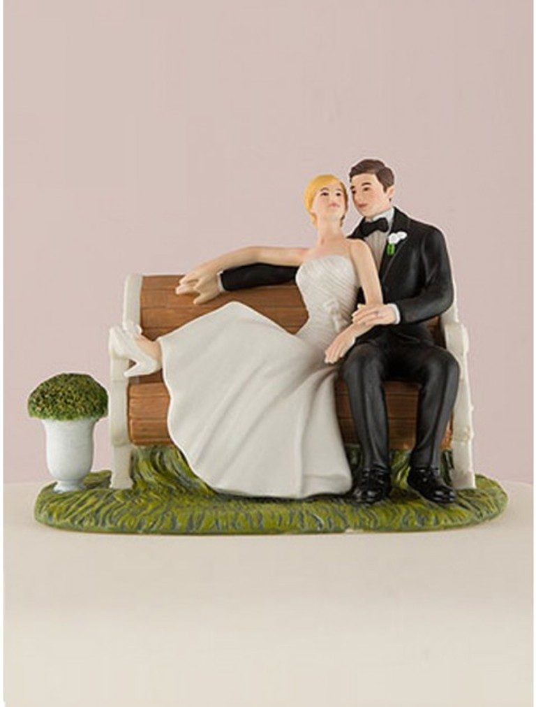 Too-Tired-After-The-Day-wedding-cake-toppers 50+ Funniest Wedding Cake Toppers That'll Make You Smile [Pictures] ...