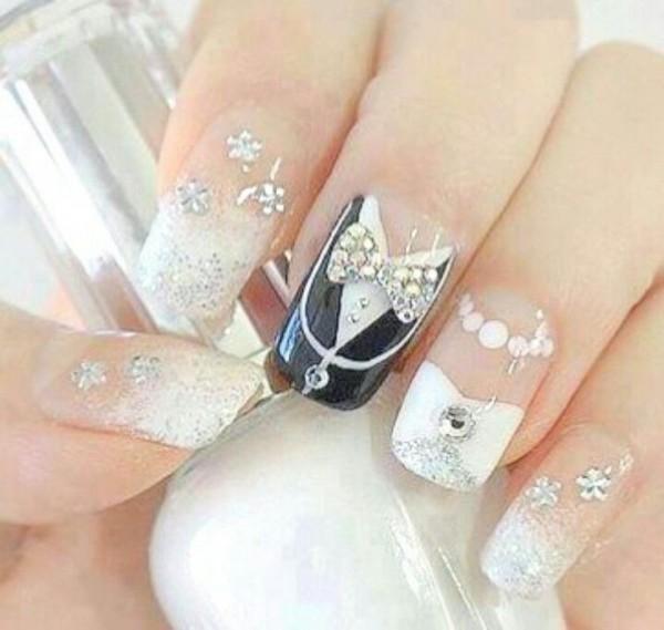 ac6de271d5a20c965cfe4af513485a2b 35 Nails Designs; How Do You Paint Your Nails?