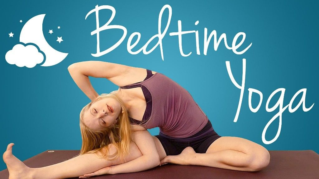 bedtime-yoga How To Get Rid Of Snoring Problem Once And For All