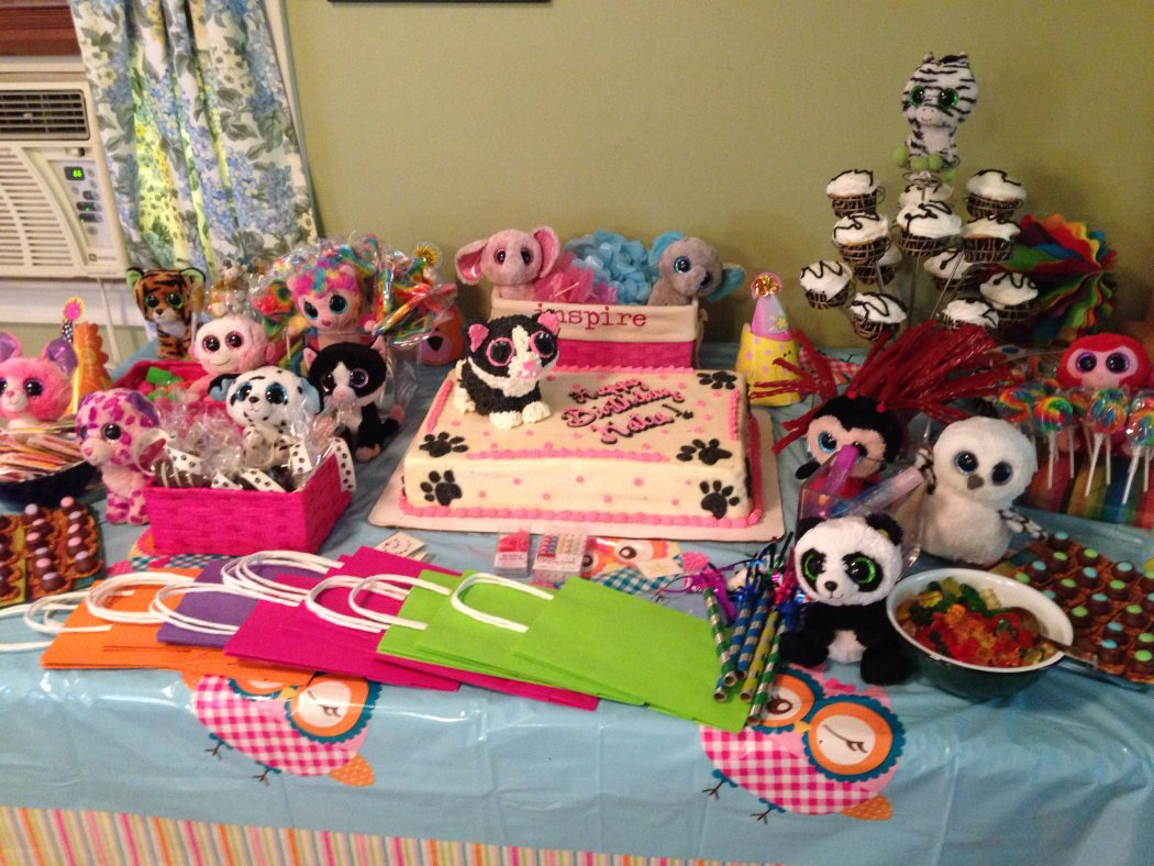 c934cce2af174c7c4a2209a39a3bbd74 4 Most Creative Beanie Boo Birthday Party Ideas